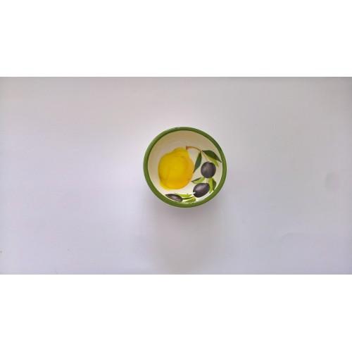 Ciotolina rotonda limone oliva