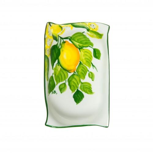 Vassoio piccolo al limone