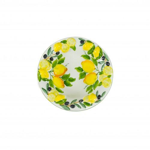 Ciotola grande limone e oliva