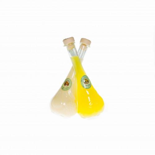 2in1 limoncello and lemon cream