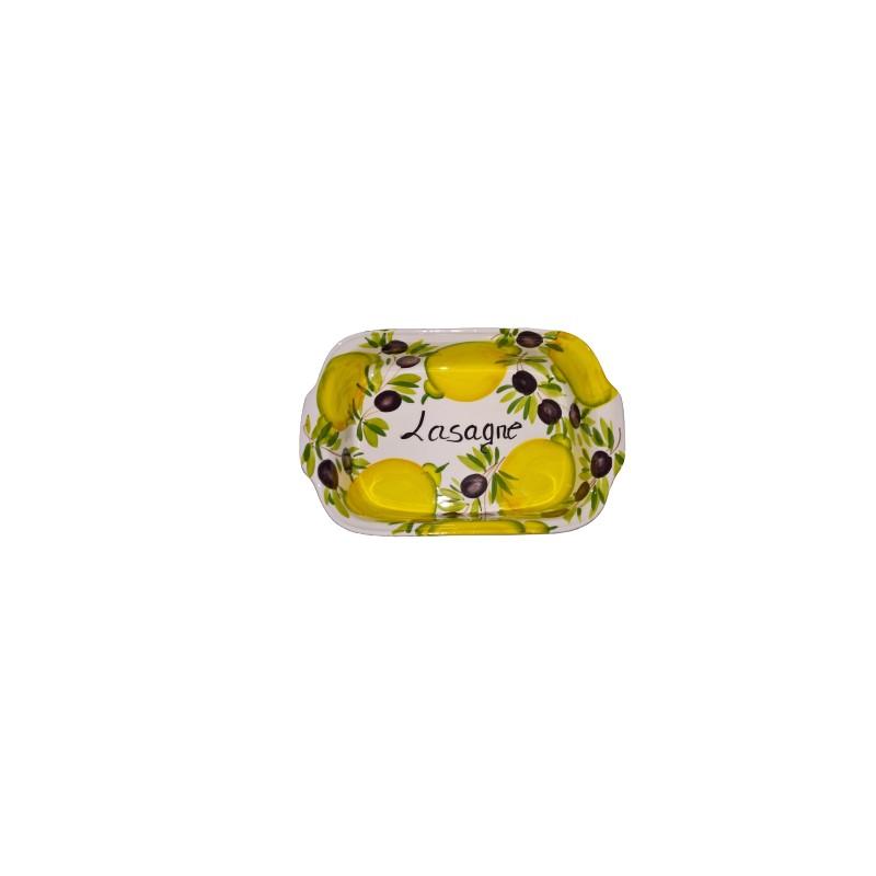 Lasagna tray
