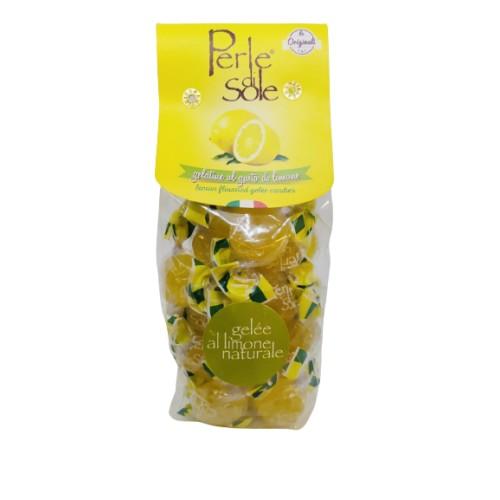Lemon flavored gelèe Candies