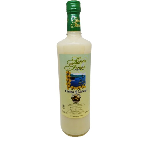 Limoncello Cream 1L