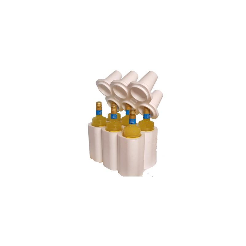 box da 6 bottiglie di Limoncello per USA