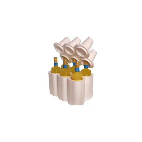 box da 6 bottiglie da 50CL di Limoncello per U.K.