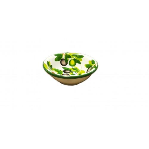 Ciotolina rotonda oliva