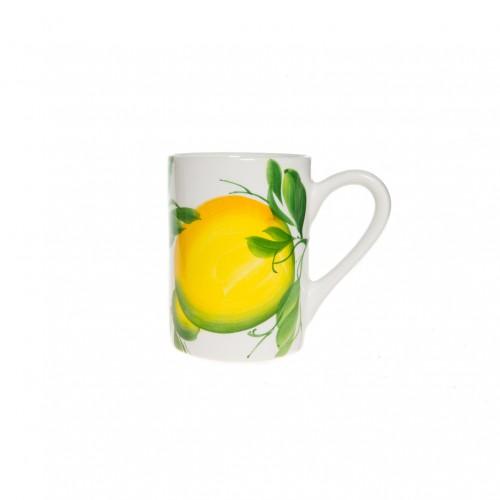 Mag with lemon