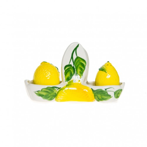 Sale e pepe a limone