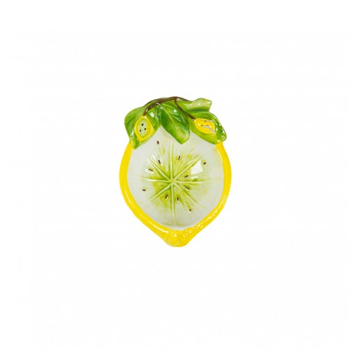Little lemon bowl for aperitif